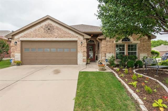 10500 Splitridge Court, Fort Worth, TX 76108 (MLS #14595541) :: The Heyl Group at Keller Williams