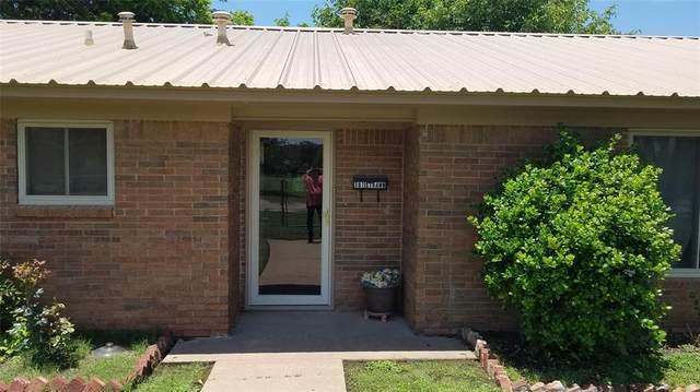 307 Strawn Road, Ranger, TX 76470 (MLS #14595575) :: The Hornburg Real Estate Group