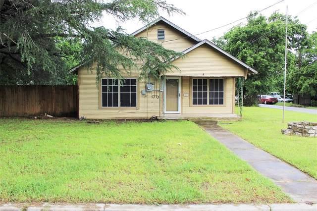 200 S Lennox Street, Stephenville, TX 76401 (MLS #14595623) :: The Hornburg Real Estate Group