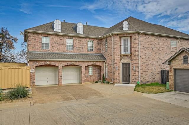5101 Bladensburg Way, Arlington, TX 76017 (MLS #14595625) :: VIVO Realty