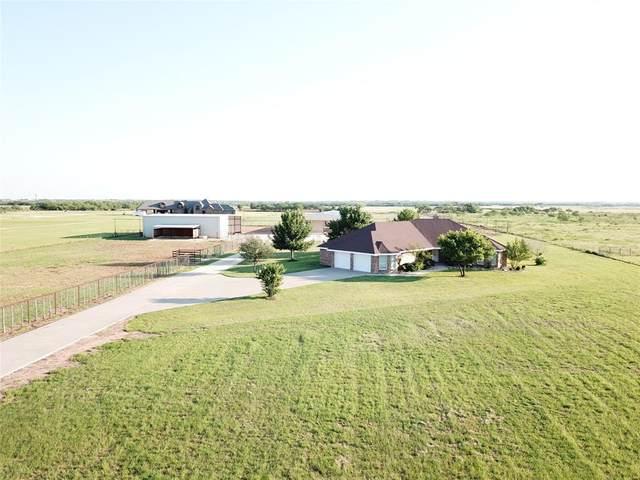 334 County Road 337, Tuscola, TX 79562 (MLS #14595644) :: ACR- ANN CARR REALTORS®