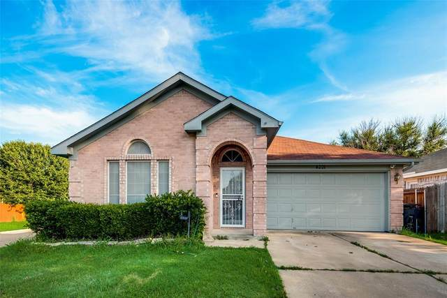 4201 S Coral Springs Drive, Fort Worth, TX 76123 (MLS #14595661) :: Real Estate By Design