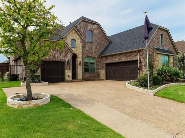 1120 Circle J Trail, Prosper, TX 75078 (MLS #14595665) :: VIVO Realty