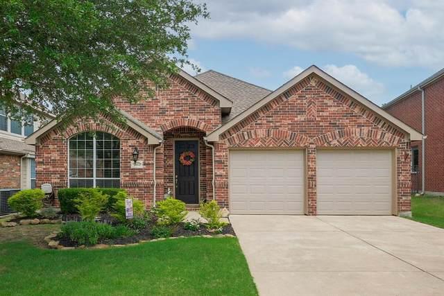 1060 Noble Avenue, Lantana, TX 76226 (MLS #14595668) :: Real Estate By Design