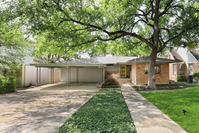 2014 Mayflower Drive, Dallas, TX 75208 (MLS #14595671) :: The Kimberly Davis Group