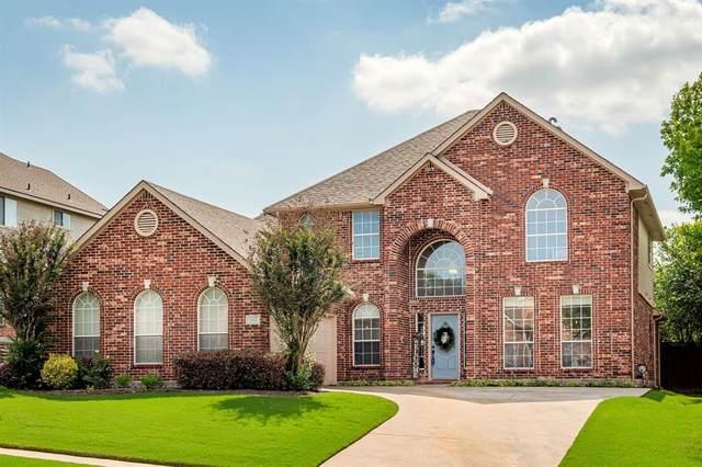1312 Timberline Drive, Mckinney, TX 75072 (MLS #14595673) :: VIVO Realty