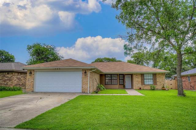 733 Parkwest Boulevard, Saginaw, TX 76179 (MLS #14595677) :: Real Estate By Design