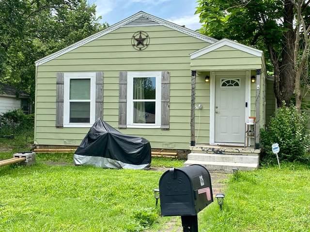 8325 Sussex Street, White Settlement, TX 76108 (MLS #14595688) :: Team Tiller