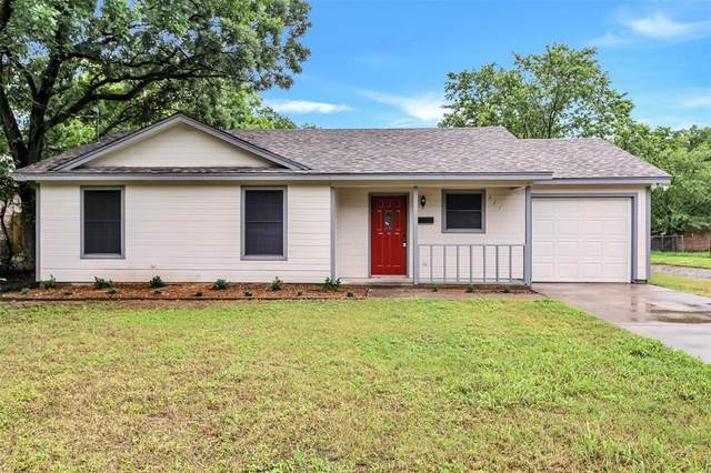 227 Monroe Street, Cleburne, TX 76033 (MLS #14595697) :: VIVO Realty