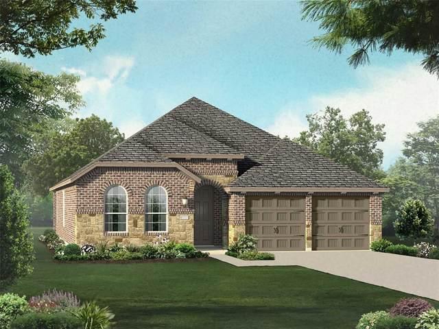 1913 Roundtree Circle E, Aledo, TX 76008 (MLS #14595722) :: Robbins Real Estate Group