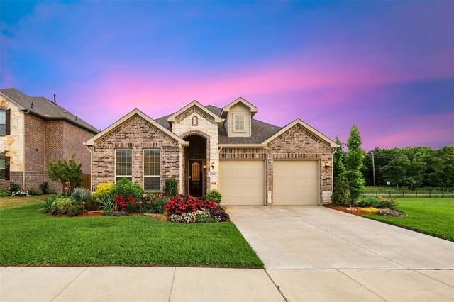 1704 Lone Lynx Way, Wylie, TX 75098 (MLS #14595744) :: Real Estate By Design