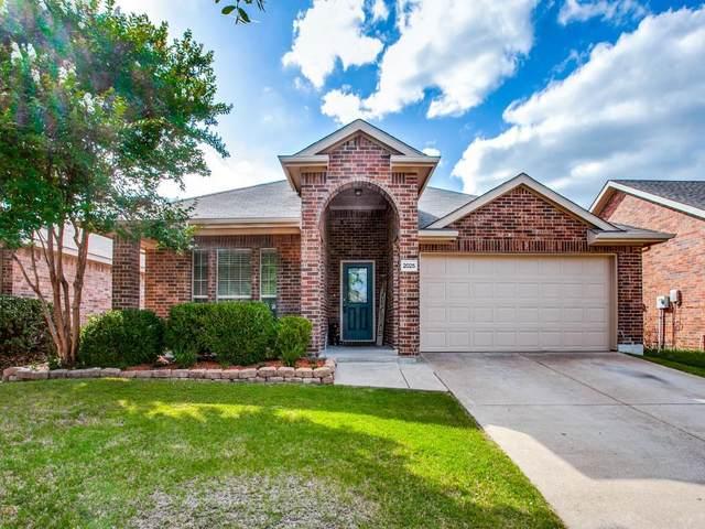 2025 Kings Forest Drive, Heartland, TX 75126 (MLS #14595752) :: VIVO Realty