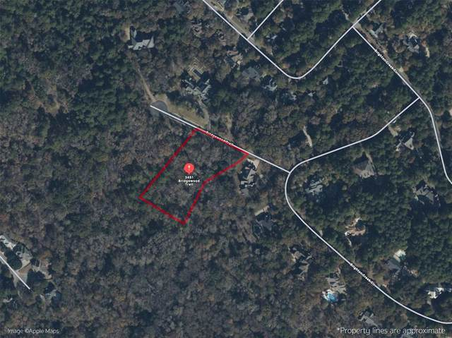 3451 Bridgewood Trail, Tyler, TX 75707 (MLS #14595753) :: Robbins Real Estate Group