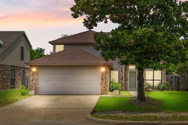 1336 Regent Street, Mesquite, TX 75149 (MLS #14595762) :: Front Real Estate Co.