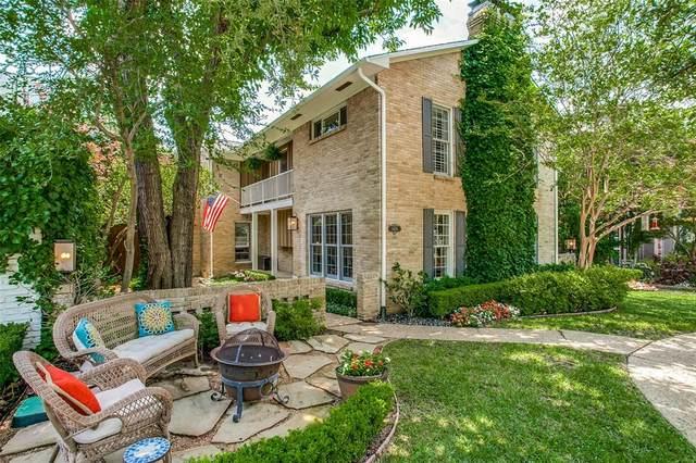 3425 Amherst Avenue, University Park, TX 75225 (MLS #14595782) :: Robbins Real Estate Group