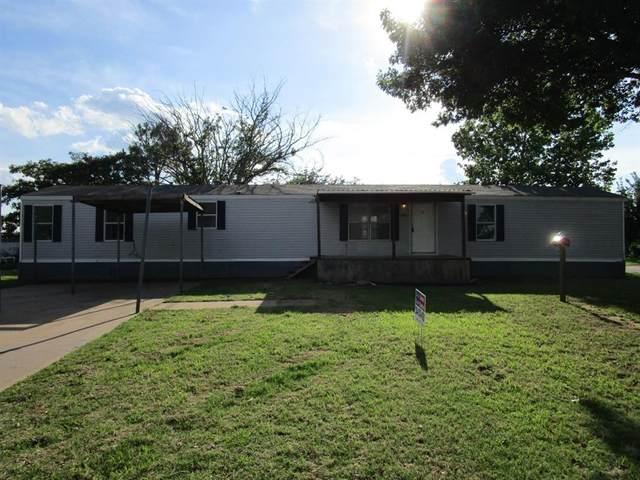 1300 Ruby Road, Burkburnett, TX 76354 (MLS #14595791) :: The Rhodes Team