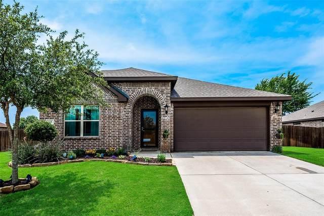 665 Johnson Drive, Lavon, TX 75166 (MLS #14595818) :: Real Estate By Design