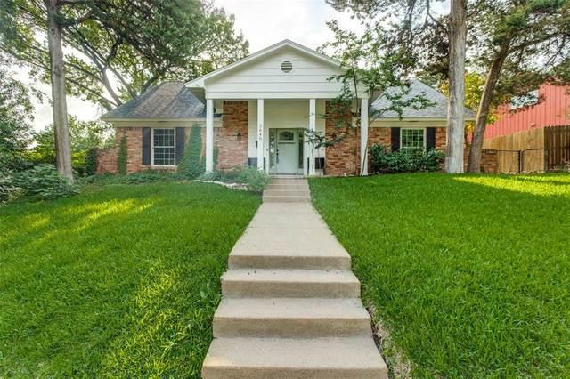 3840 Treeline Drive, Dallas, TX 75224 (MLS #14595824) :: Keller Williams Realty