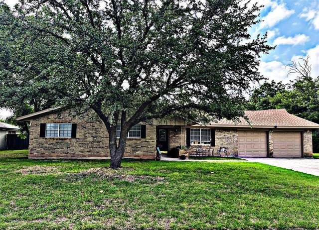 1709 Southgate Drive, Brownwood, TX 76801 (MLS #14595843) :: The Chad Smith Team