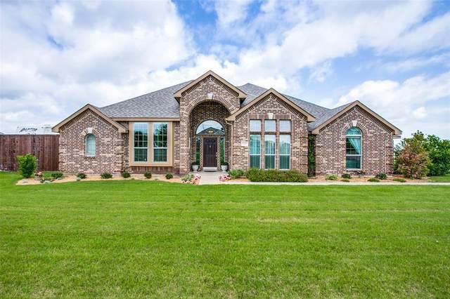 158 Chazlynn Court, Waxahachie, TX 75165 (MLS #14595855) :: Real Estate By Design
