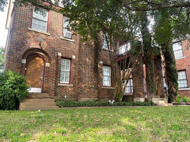 1818 Summit Avenue, Dallas, TX 75206 (MLS #14595925) :: The Heyl Group at Keller Williams