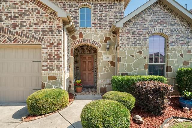 1501 Toucan Drive, Little Elm, TX 75068 (MLS #14595947) :: Robbins Real Estate Group