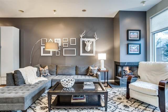 4060 Travis Street #18, Dallas, TX 75204 (MLS #14595952) :: Premier Properties Group of Keller Williams Realty