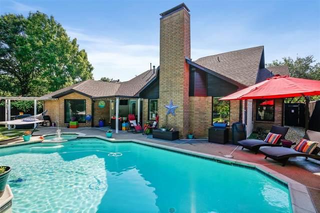 18509 Rembrandt Terrace, Dallas, TX 75287 (MLS #14595990) :: The Good Home Team