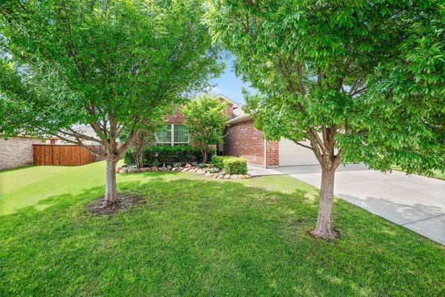 3609 Cotten Drive, Denton, TX 76207 (MLS #14595992) :: VIVO Realty