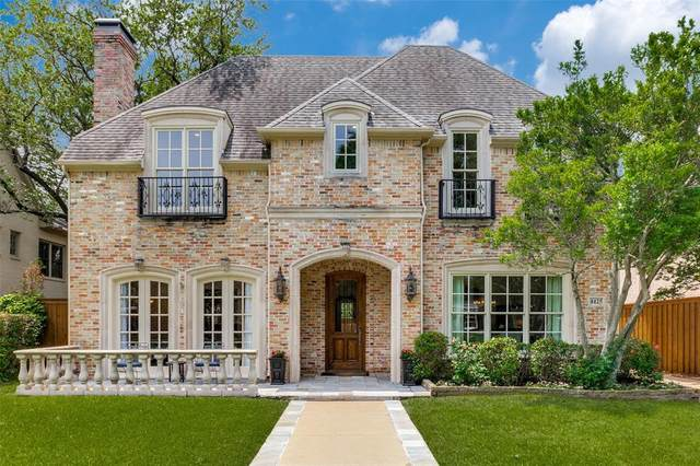 4425 Windsor Parkway, University Park, TX 75205 (MLS #14595995) :: The Chad Smith Team