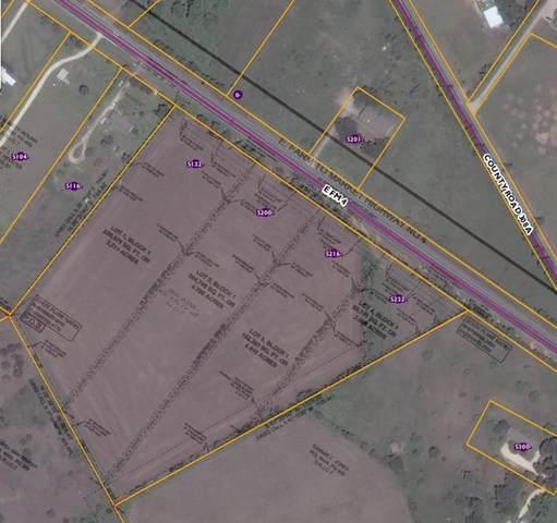 5200 E Fm 4, Grandview, TX 76050 (MLS #14596008) :: Team Hodnett