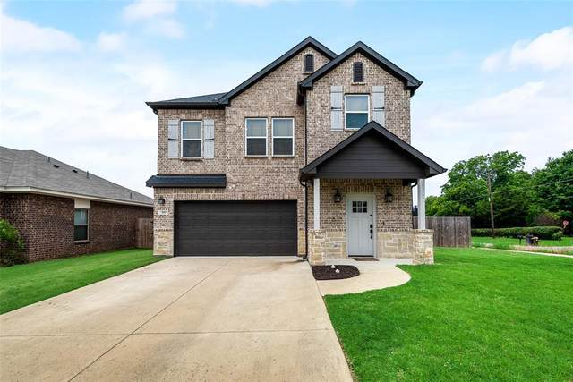 100 Mitchell Street, Terrell, TX 75160 (MLS #14596013) :: Real Estate By Design