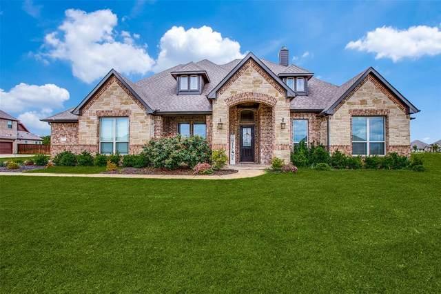 3831 Karen Road, Midlothian, TX 76065 (MLS #14596015) :: Real Estate By Design