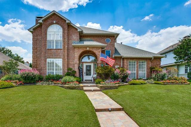 711 Alendale Drive, Coppell, TX 75019 (MLS #14596020) :: The Rhodes Team