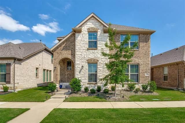 2045 Barx Drive, Little Elm, TX 75068 (MLS #14596021) :: Real Estate By Design
