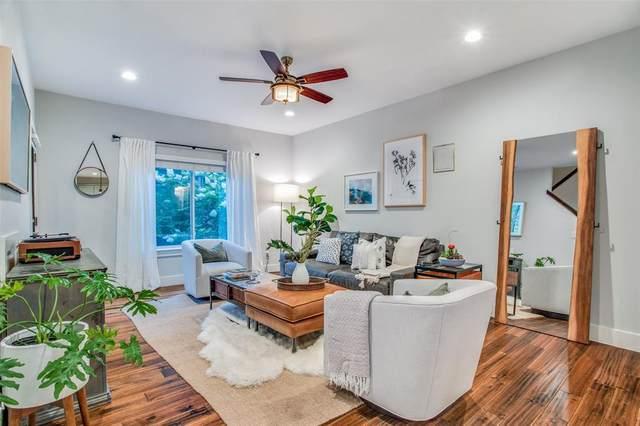 5930 Hudson Street #9, Dallas, TX 75206 (MLS #14596030) :: VIVO Realty