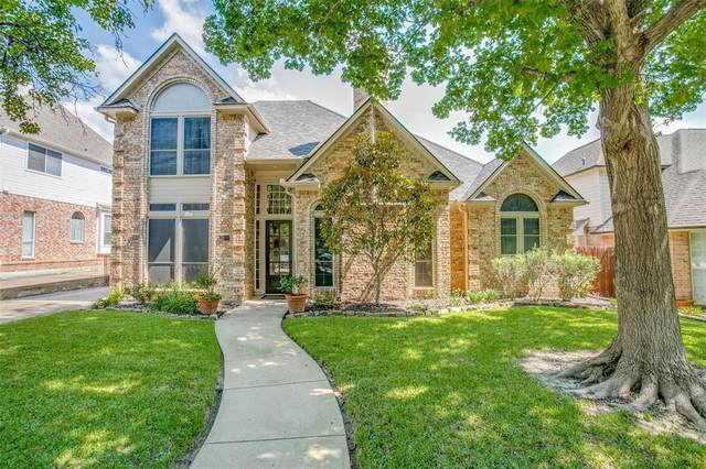 2808 Timber Hill Drive, Grapevine, TX 76051 (MLS #14596031) :: Robbins Real Estate Group