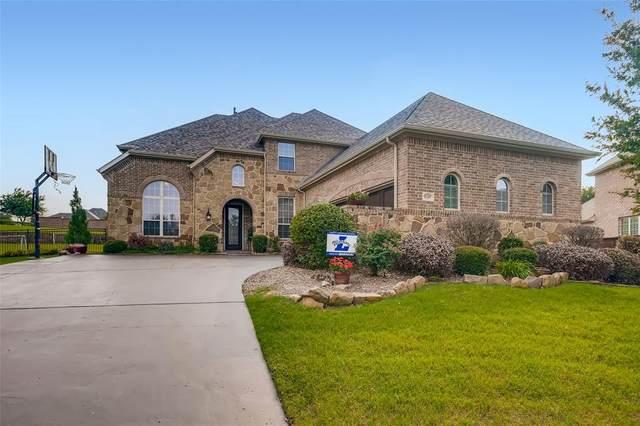 8320 Victoria Lane, Lantana, TX 76226 (MLS #14596034) :: Real Estate By Design