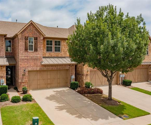 421 Hamilton Street, Lewisville, TX 75067 (MLS #14596049) :: The Mauelshagen Group