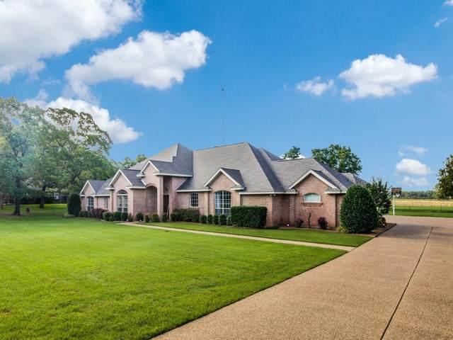 100 Kristi Way, Weatherford, TX 76087 (MLS #14596058) :: 1st Choice Realty