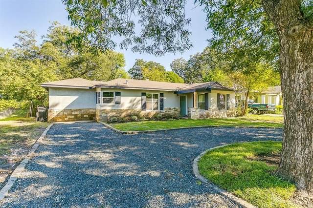 4037 Carolyn Road, Fort Worth, TX 76109 (MLS #14596070) :: Real Estate By Design