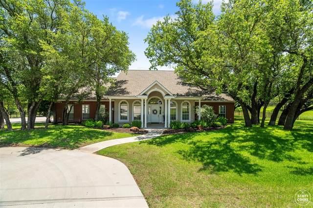 73 Oak Hill Circle, Brownwood, TX 76801 (MLS #14596076) :: Real Estate By Design