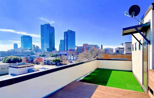 624 Skyline Bluff Drive, Fort Worth, TX 76102 (MLS #14596090) :: All Cities USA Realty
