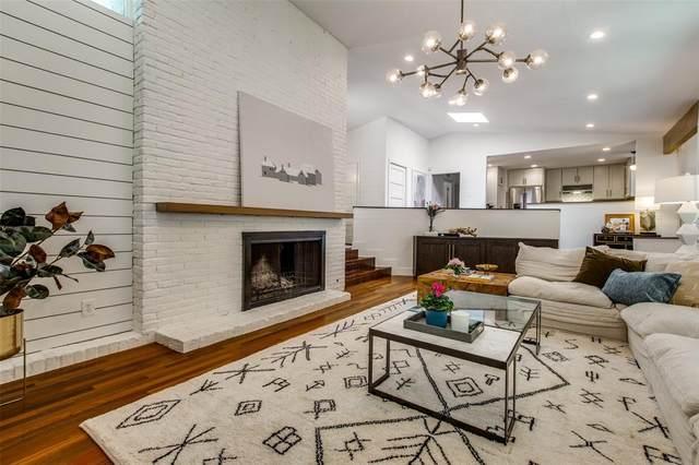 33 Creekwood Circle, Richardson, TX 75080 (MLS #14596102) :: Real Estate By Design