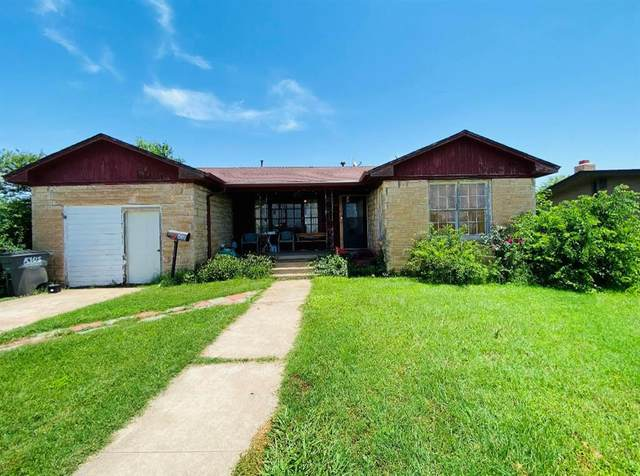 501 Avenue J, Anson, TX 79501 (MLS #14596118) :: The Russell-Rose Team