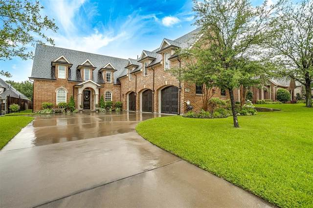 2314 Stonebridge Lane, Mansfield, TX 76063 (MLS #14596126) :: Front Real Estate Co.