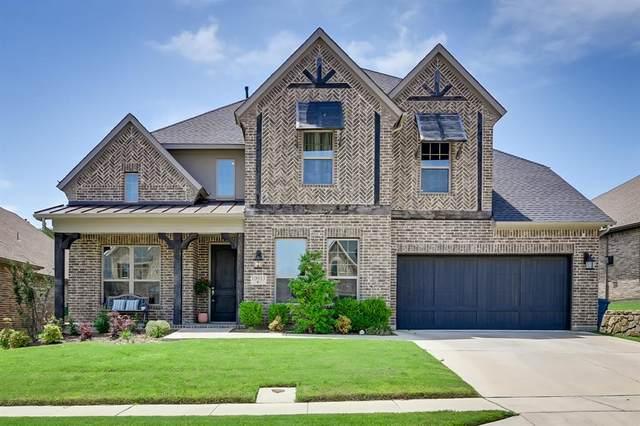 10913 Autumn Leaf Court, Flower Mound, TX 76226 (MLS #14596130) :: Real Estate By Design