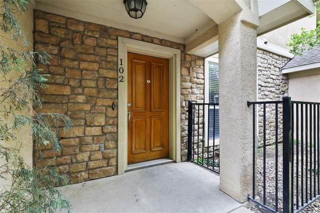 3111 Cedarplaza Lane #102, Dallas, TX 75235 (MLS #14596132) :: Real Estate By Design