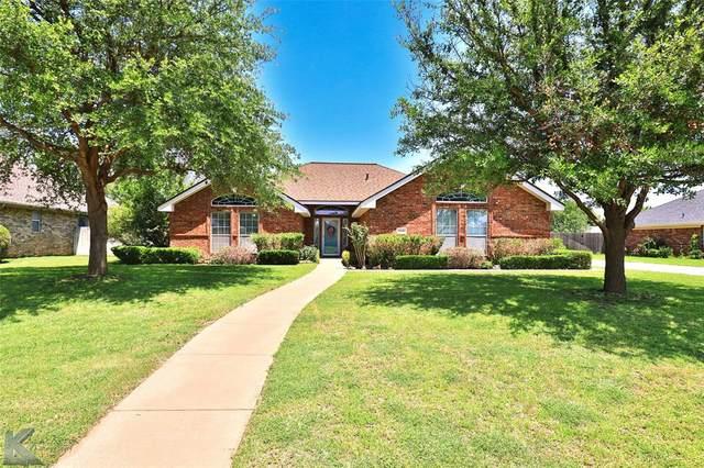5118 Crystal Creek, Abilene, TX 79606 (MLS #14596133) :: The Tierny Jordan Network