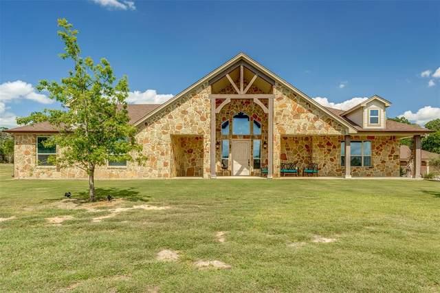 2718 Cabaniss Lane, Weatherford, TX 76088 (MLS #14596134) :: Real Estate By Design